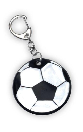 Reflexní přívěšek míč