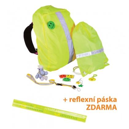 Balíček bezpečnosti  PRO ŠKOLÁKY + reflexní páska Altima ZDARMA