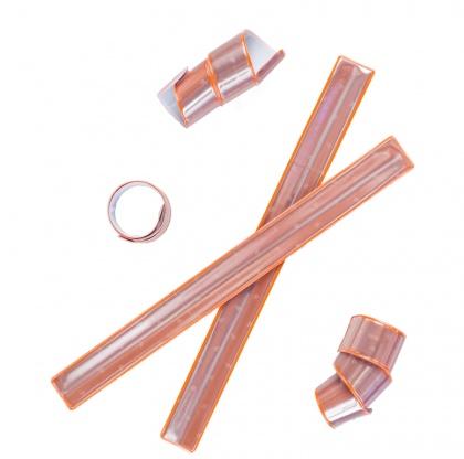 3M Reflexní samonavíjecí páska - oranžová - splňuje EN 13356