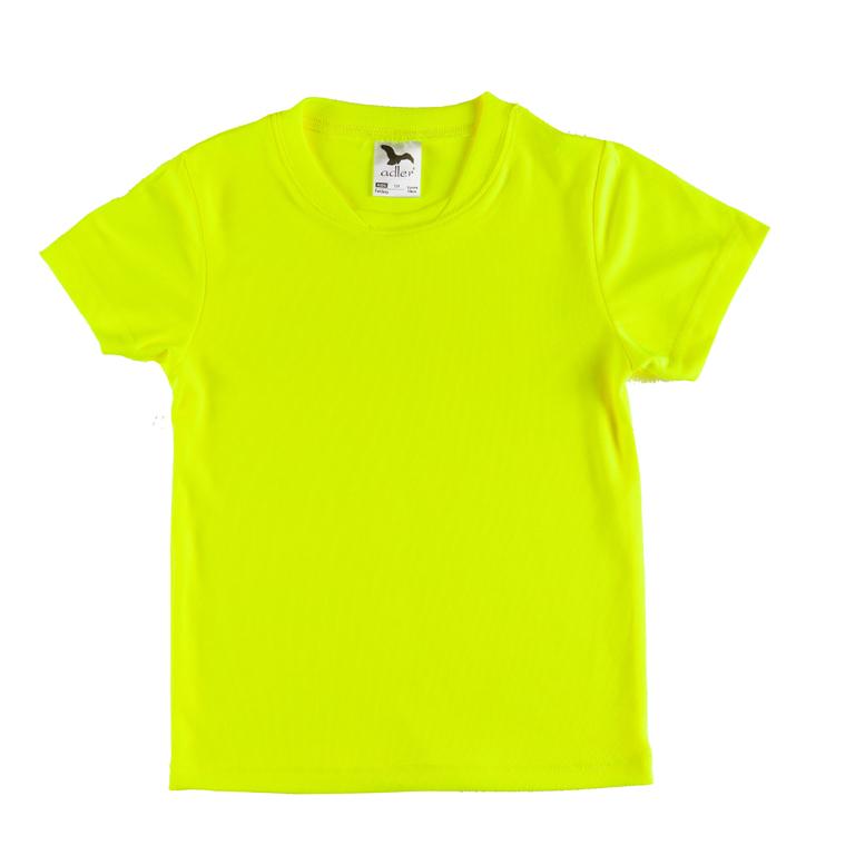 Sportovní tričko DĚTSKÉ - fluorescenční barva žlutá - Altima.cz f018deda16