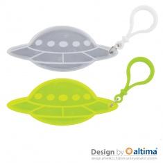 3M reflexní přívěšek - UFO - splňuje EN13356