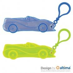 3M reflexní přívěšek - Sportovní auto