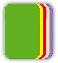 Malé nažehlovací záplaty - světle zelená