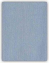 Velké riflove nažehlovací záplaty - světle modrá