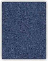 Velké riflove nažehlovací záplaty - středně modrá