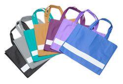 Reflexní taška světle fialová