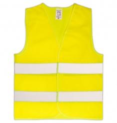 Reflexní dětská vesta - velikost M - splňuje EN1150