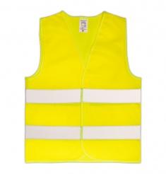 Reflexní dětská vesta - velikost S - splňuje EN 1150