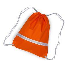 Reflexní batoh oranžový