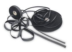 Reflexní našívací páska 15mm, balení 5m