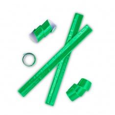 Reflexní samonavíjecí páska zelená