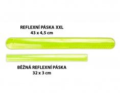 Reflexní páska  XXL - splňuje EN 13356