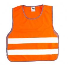 Reflexní dětská vesta - splňuje EN 1150