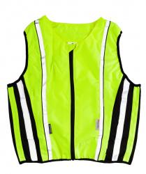 Reflexní vesta pro motorkáře - velikost M - XXL