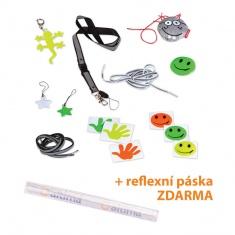 Balíček bezpečnosti  PRO STUDENTY + reflexní páska Altima ZDARMA