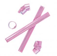 3M Reflexní samonavíjecí páska - růžová - splňuje EN 13356