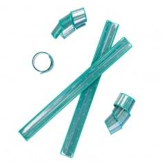 3M Reflexní samonavíjecí páska - zelená - splňuje EN 13356