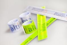 3M Reflexní pásky ALTIMA -bílá - splňuje EN13356